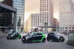 smart electric drive line-up 2017