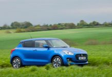 Suzuki new Swift PCP finance offer June 2017