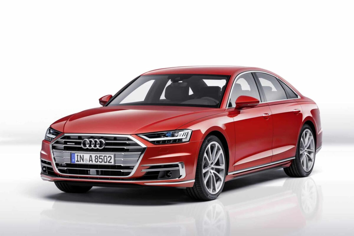 Superb The New Audi A8 Has Been Unveiled At A Special Event In Barcelona, The Caru0027s  Creators Describing It As U201cthe Future Of The Luxury Class.u201d