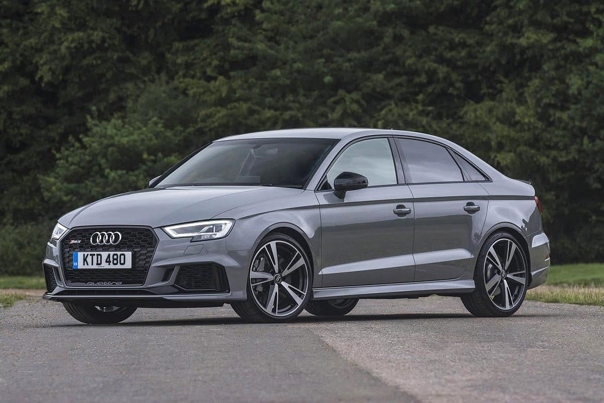 Orders open for 400hp Audi RS 3