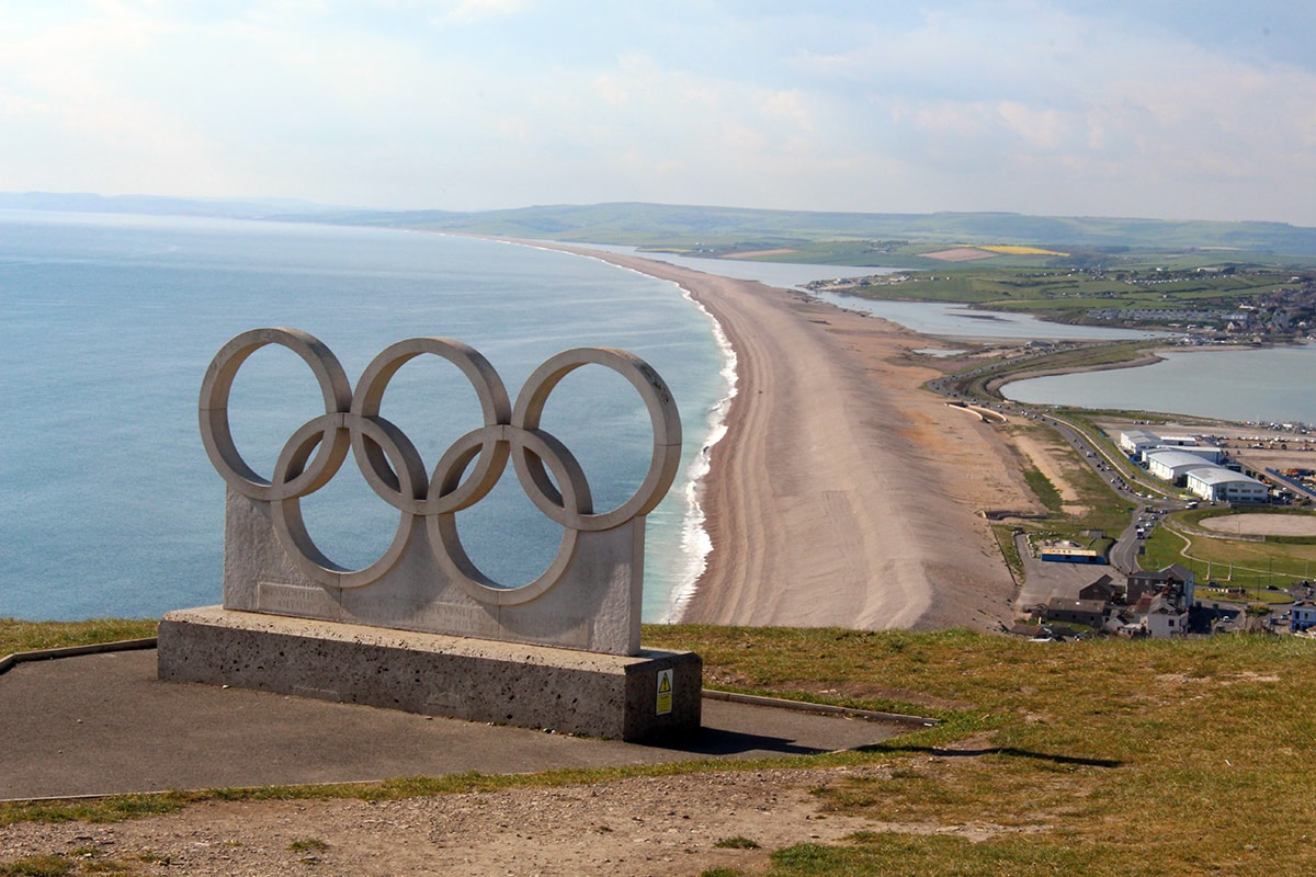 Portland Chesil Beach