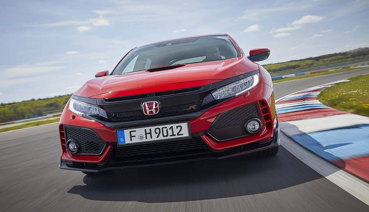 Honda Civic Type-R pricing, specs confirmed