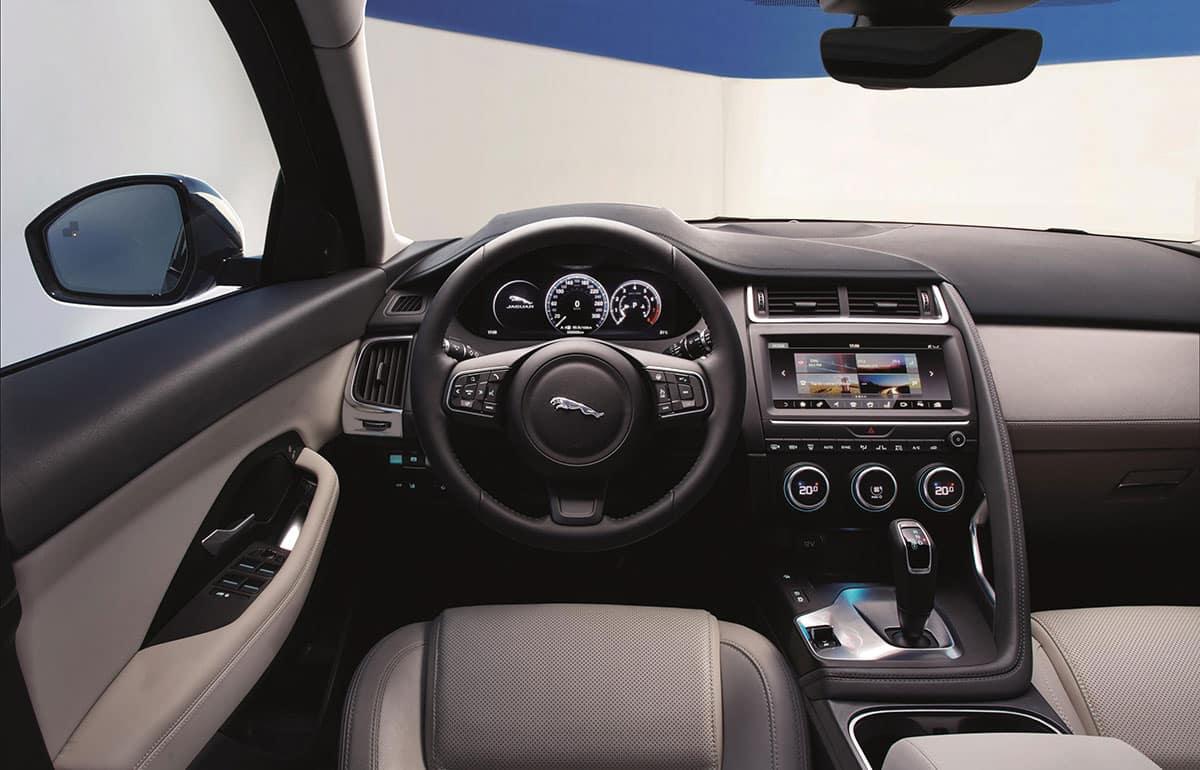 Best-seller status for Jaguar E-Pace SUV? 1