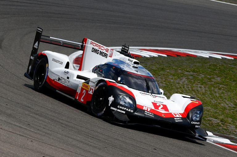 Porsche joins rush to electric racing