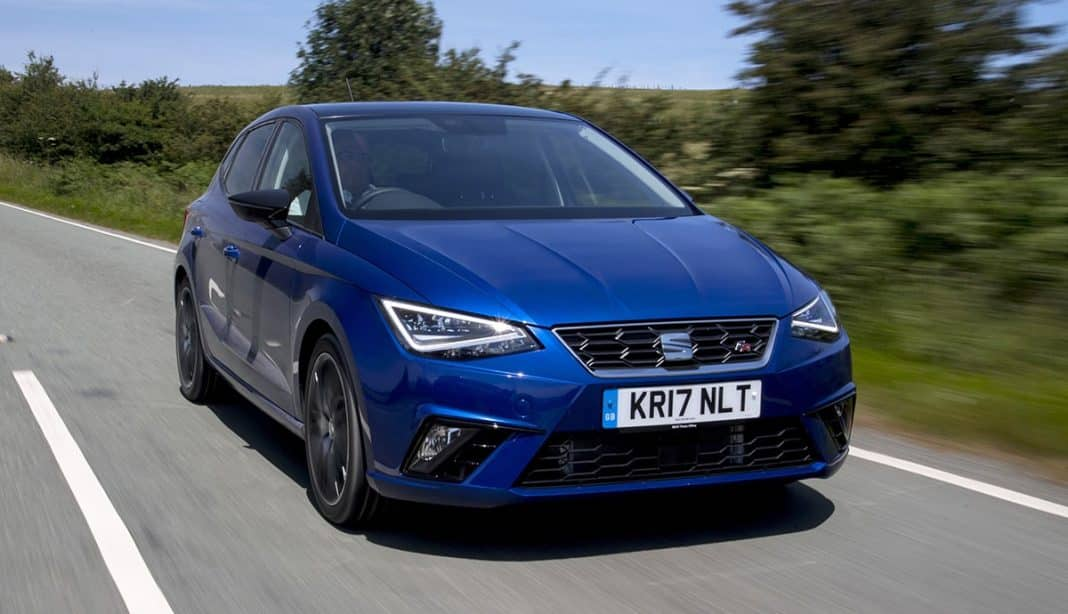 SEAT Ibiza review 2017   The Car Expert