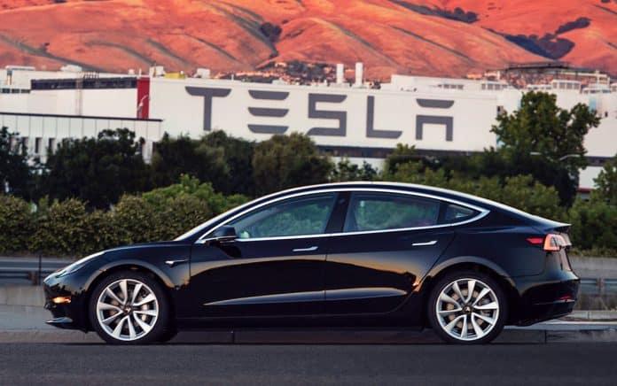 'Mass market' Tesla Model 3 goes into production 1