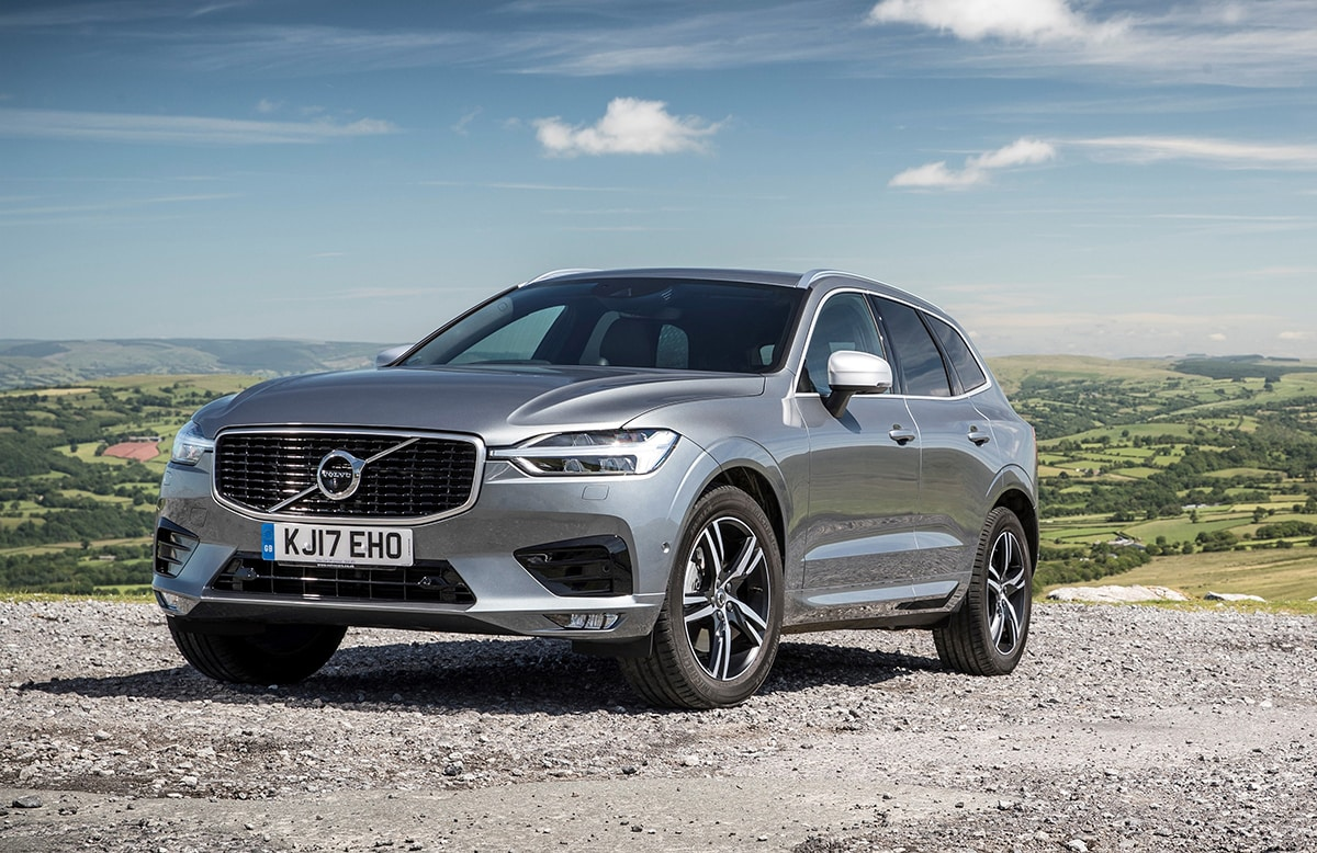 Volvo XC60 static front 3/4   The Car Expert