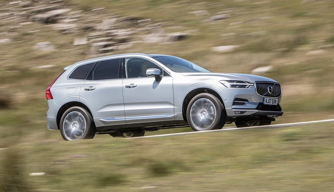 Volvo XC60 review 2017   The Car Expert