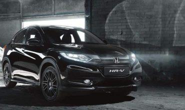 Honda HR-V gets Black Edition