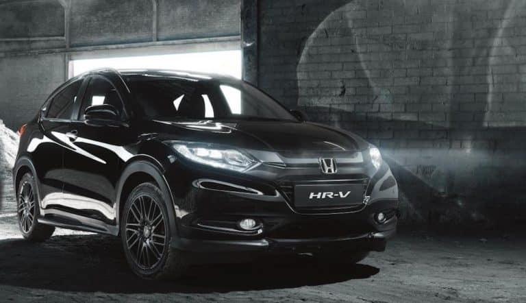 Honda HR-V gets Black Edition treatment