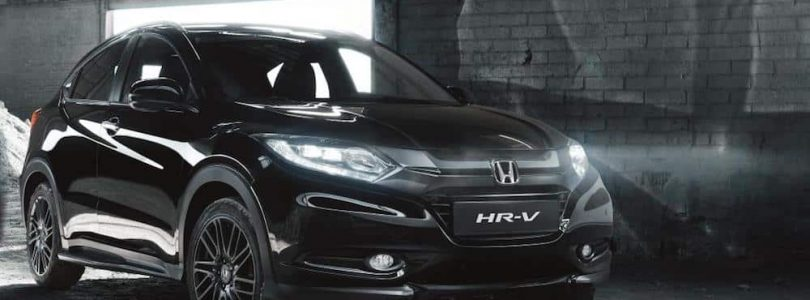Honda HR-V gets Black Edition