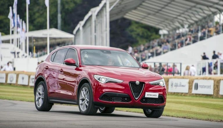 Pricing and specification for Alfa Romeo Stelvio