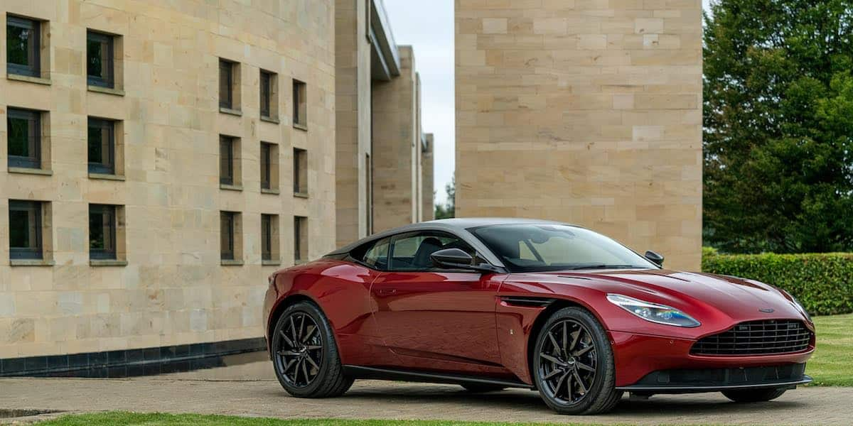 Aston Martin DB11 Henley Royal Regatta edition