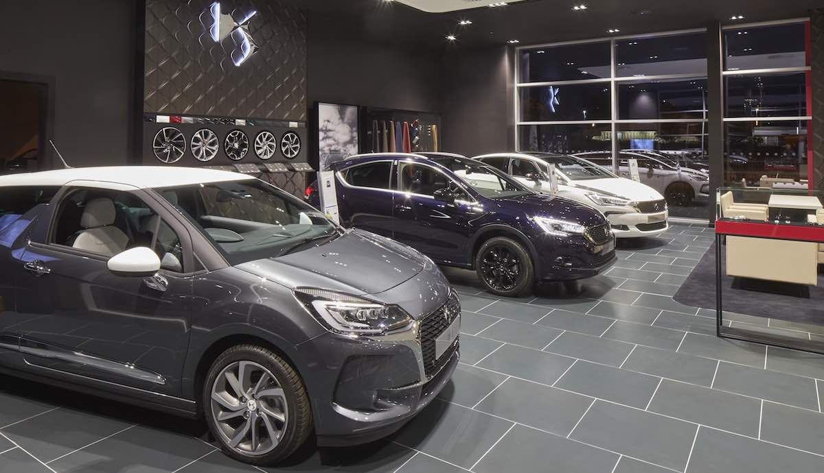 Offers for DS 67-plate vehicles