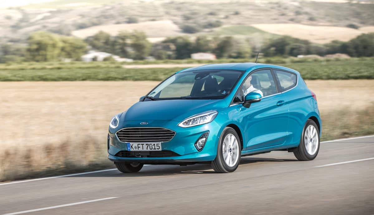ford fiesta titanium review car reviews 2017 the car. Black Bedroom Furniture Sets. Home Design Ideas
