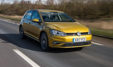 Volkswagen Golf, best-selling car in the UK June 2017
