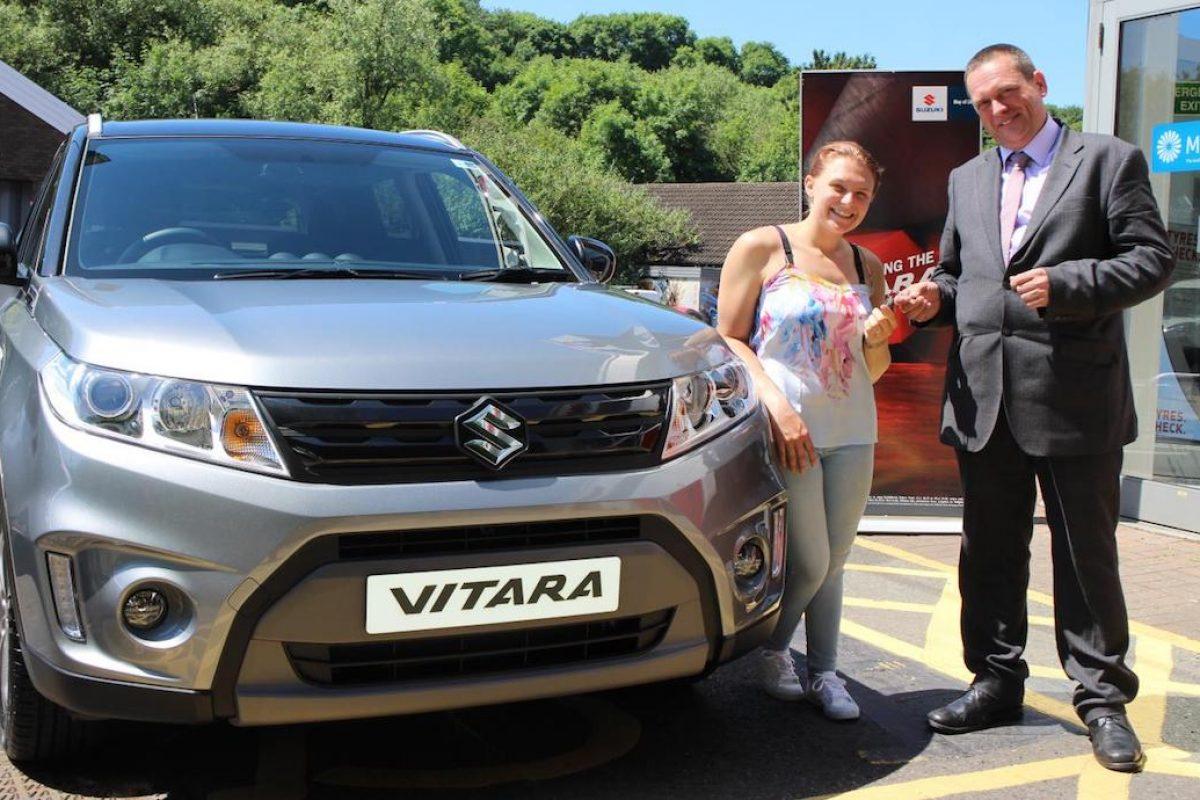 Halesowen Motor House serves up Suzuki Vitara