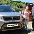 Halesowen Motor House serves up Suzuki Vitara