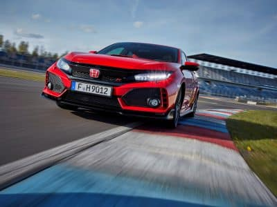 2017 Honda Civic Type R review (The Car Expert)