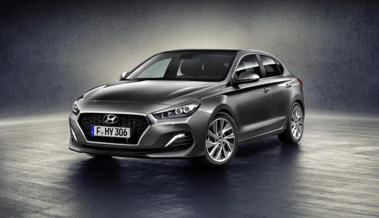 Fastback joins Hyundai i30 line up