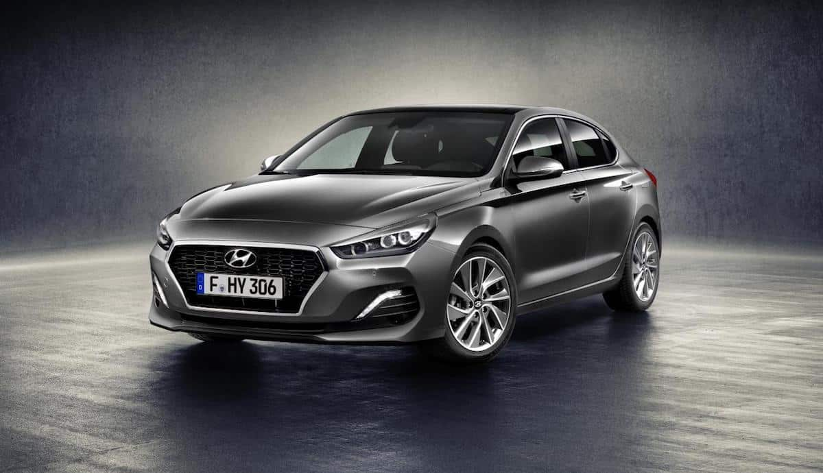 Hyundai's antidote to 'boring' compacts: i30 Fastback coupe