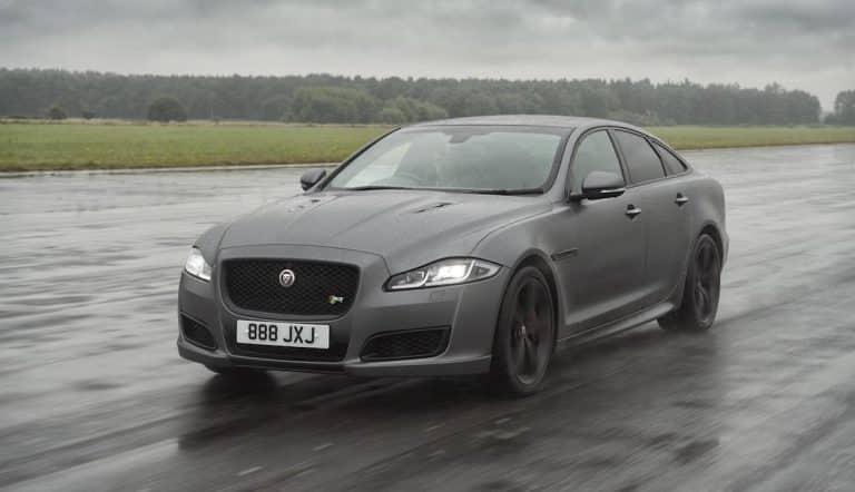 Updates and new performance model for Jaguar XJ range