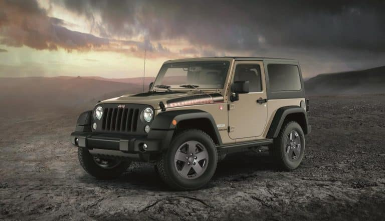 Jeep unveils limited edition Rubicon Recon Wrangler