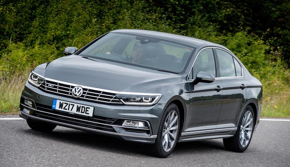 Volkswagen has added new petrol engines to its Passat and Tiguan