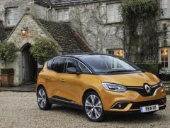 Hybrid Assist technology for Renault Scenic