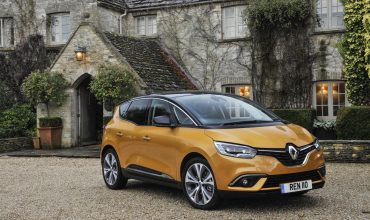 Hybrid Assist technology for Renault Scenic