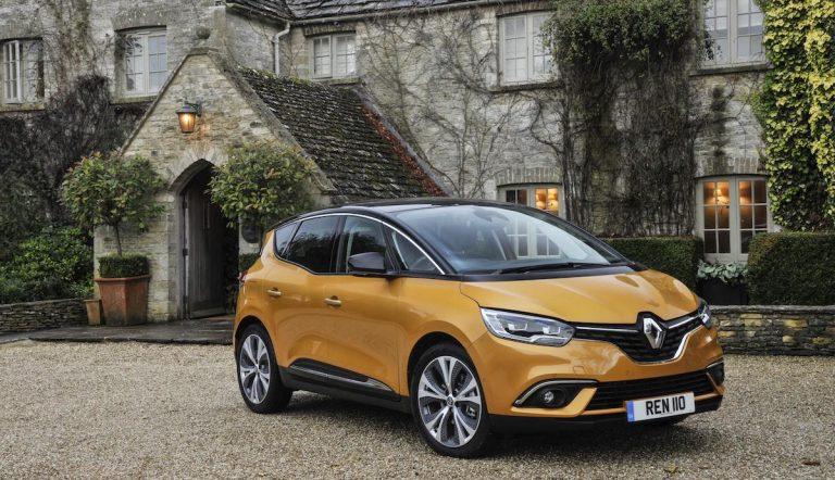 Hybrid Assist tech for Renault Scenic & Grand Scenic