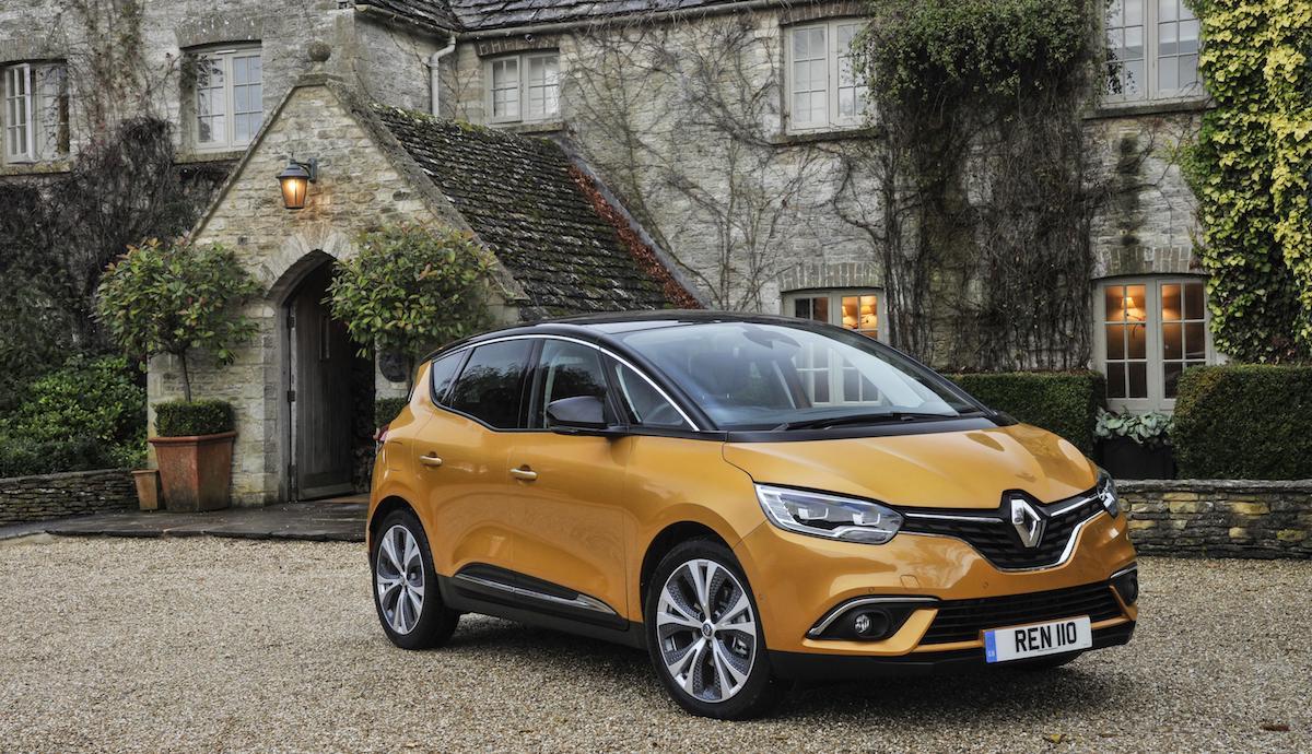 Renault Scénic & Grand Scénic