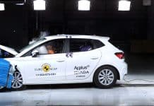 SEAT Ibiza gets five-star Euro NCAP safety rating