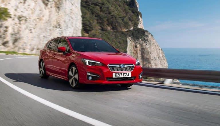 New Subaru Impreza to debut in Frankfurt