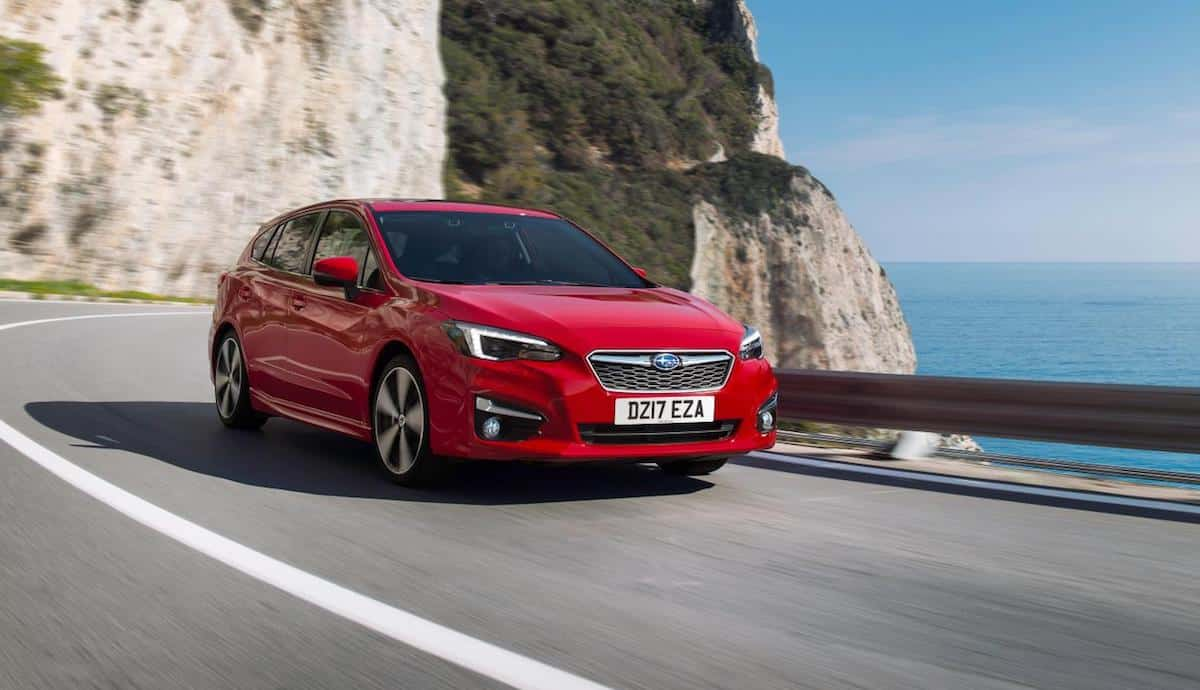 All-new 2017 Subaru Impreza is coming to the United Kingdom this year