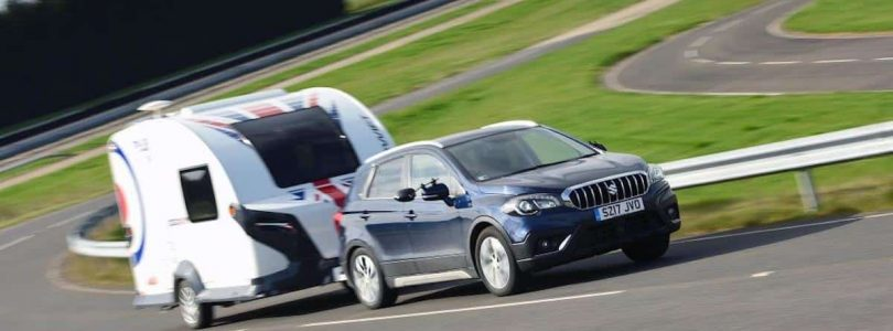 Suzuki S-Cross wins Best Budget 4x4