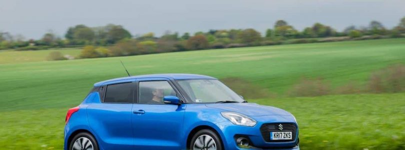 Summer finance offer for Suzuki Swift