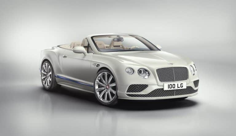 Bentley's Galene convertible takes to the high roads
