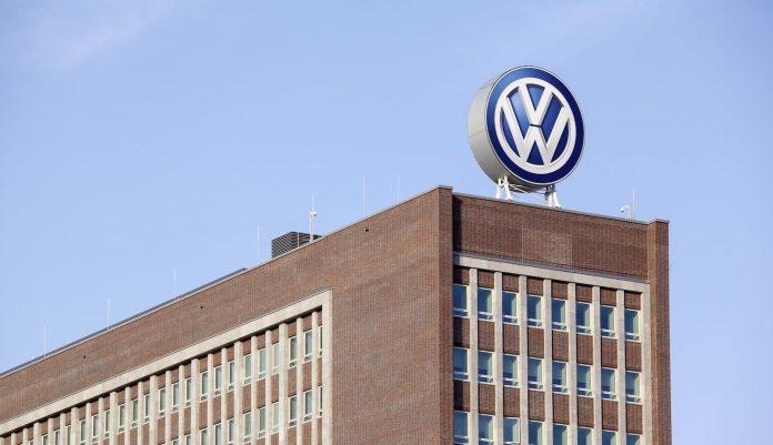 Volkswagen factory in Wolfsburg - dieselgate scandal