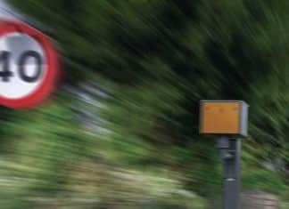 I've been caught speeding by a speed camera - what happens now?