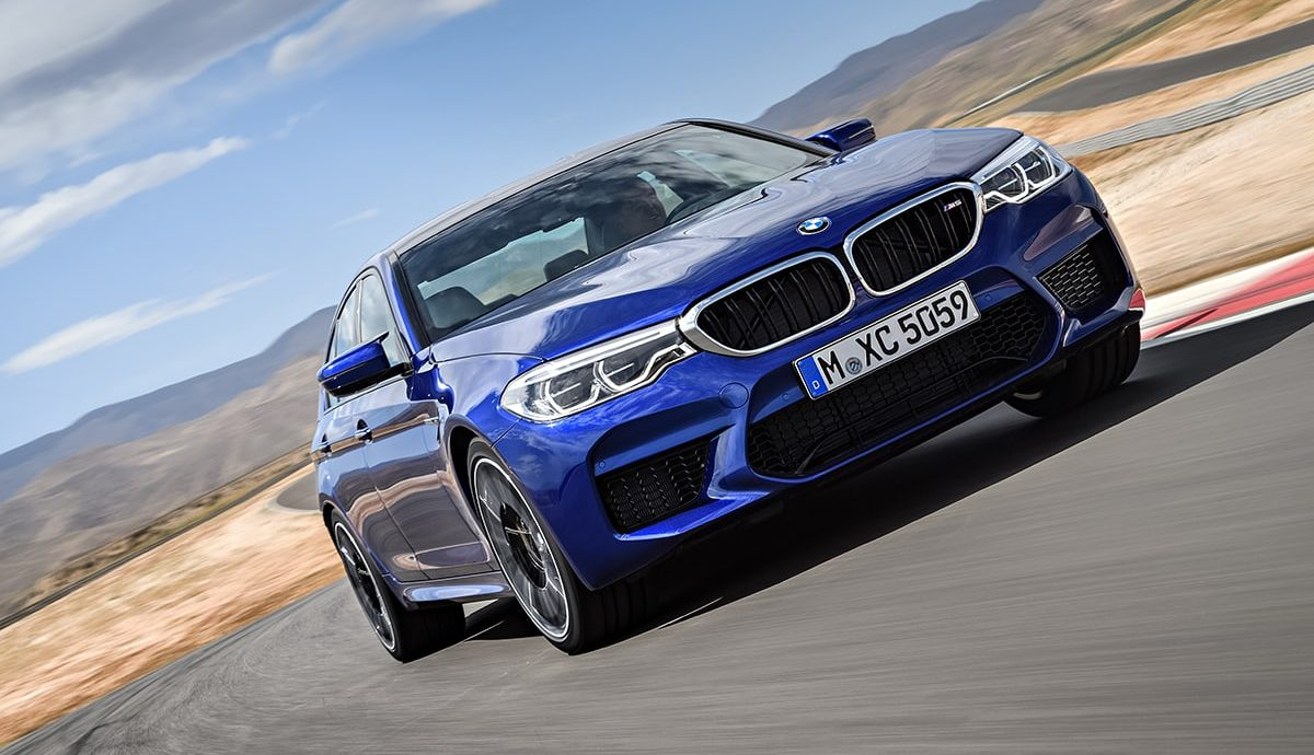 Most potent BMW M5 The Car Expert