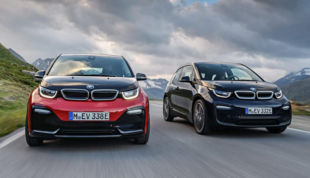 Sports model tops new BMW i3 electric range