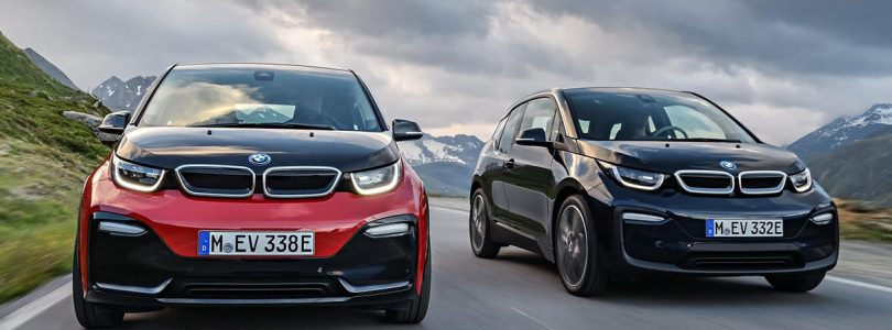 Sports model tops new BMW i3 electric range