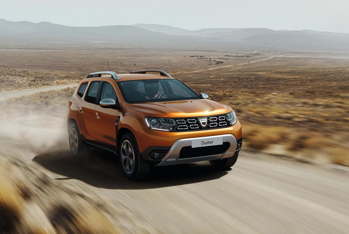 Renault (Dacia) Duster unveiled