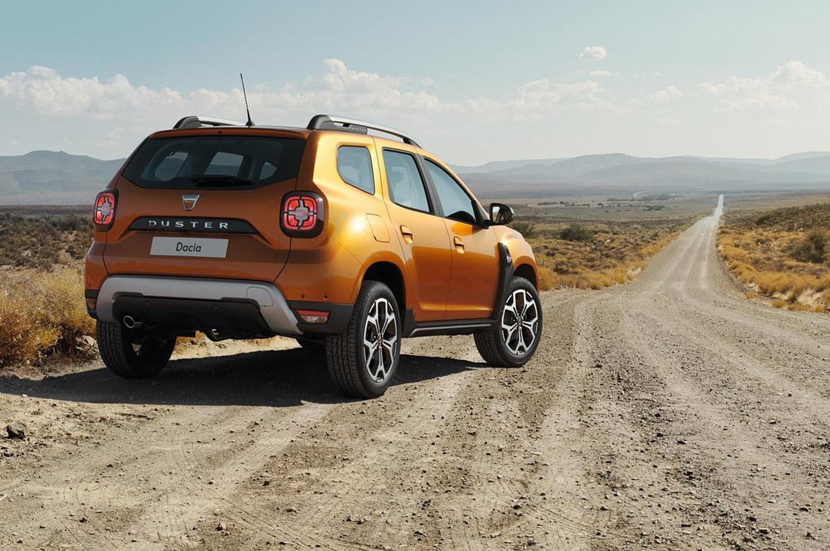 Dacia Duster evolves for second million 1