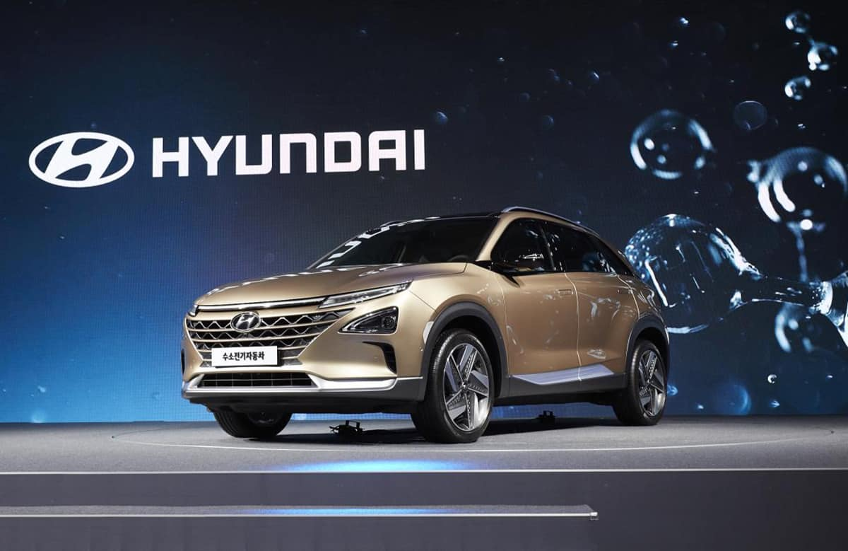 Hyundai confirms electric vehicle launch after 2021
