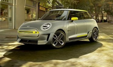 MINI Concept to electrify Frankfurt show
