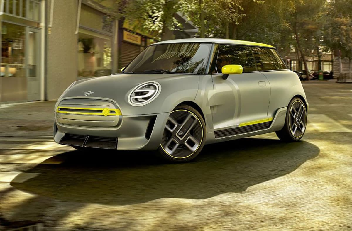 Mini previews 2019 electric auto