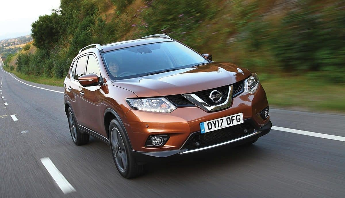 Nissan X-Trail (2014 – 2017) review