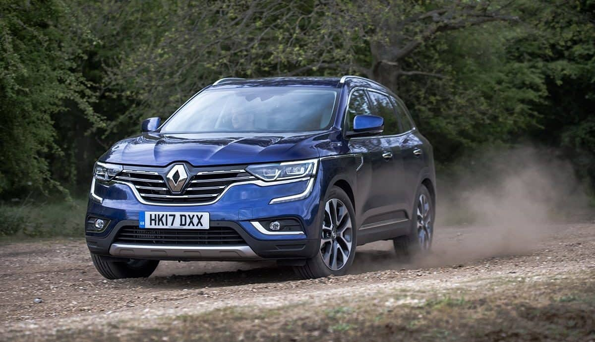 Renault Koleos review 2017 | The Car Expert